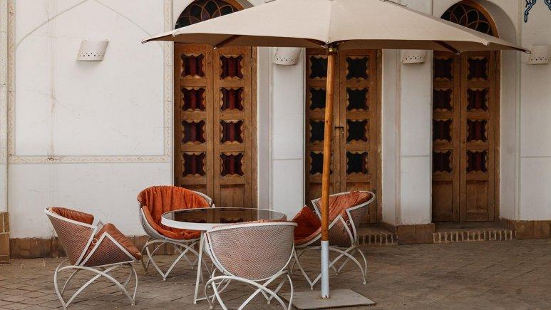 هتل سنتی اصفهان فضای داخلی هتل 2