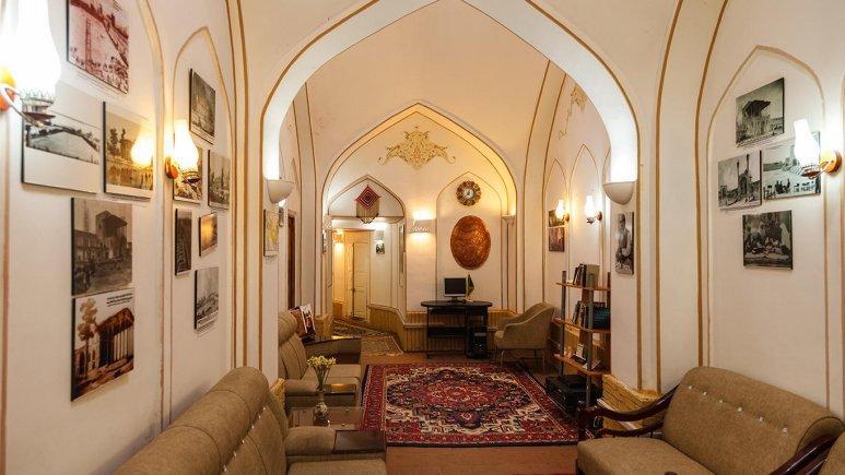 هتل سنتی اصفهان لابی