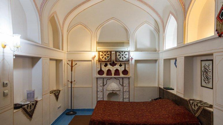 هتل سنتی اصفهان اتاق دو تخته دابل