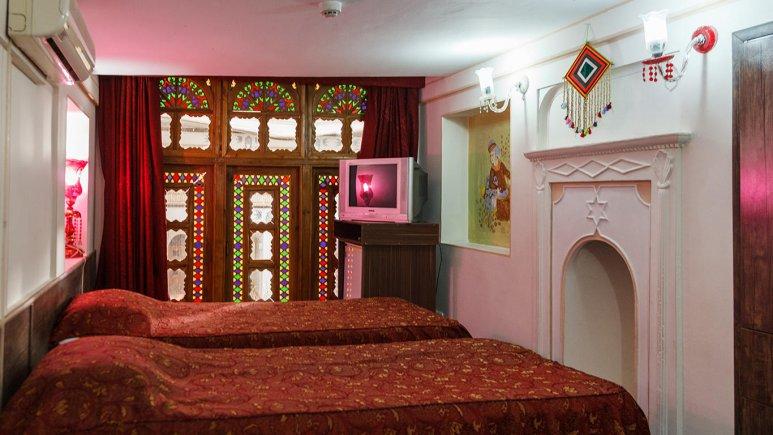هتل سنتی اصفهان اتاق دو تخته تویین 2