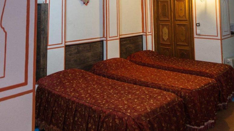 هتل سنتی اصفهان اتاق سه تخته