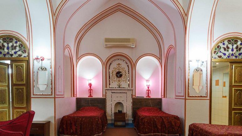هتل سنتی اصفهان اتاق چهار تخته