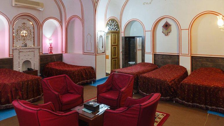 هتل سنتی اصفهان اتاق پنج تخته