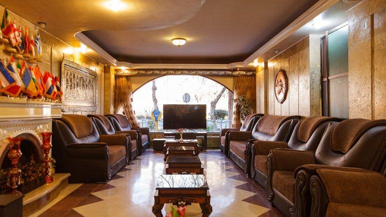 هتل آزادی اصفهان لابی 2