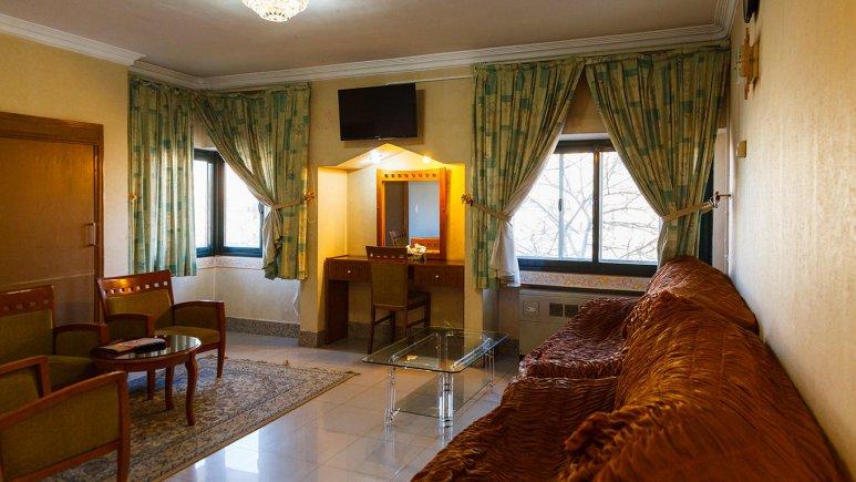 هتل آزادی اصفهان سوئیت دو تخته 2