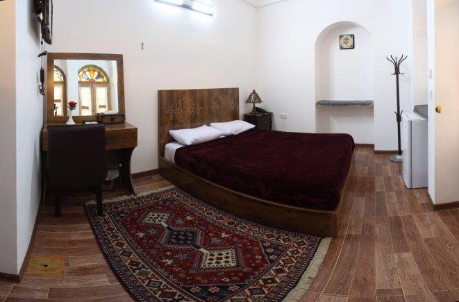 هتل فاضلی یزد اتاق دو تخته دابل