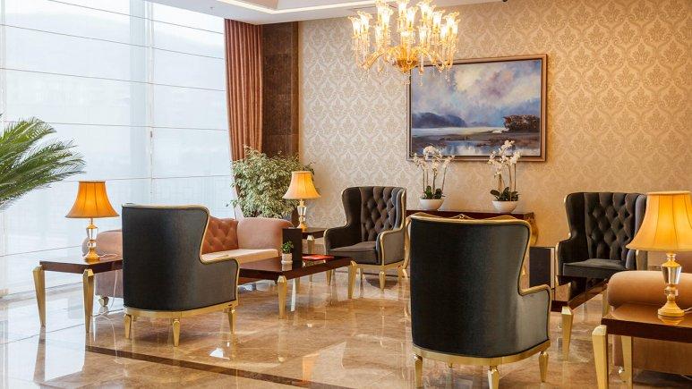 هتل کایا لاله پارک تبریز لابی 2