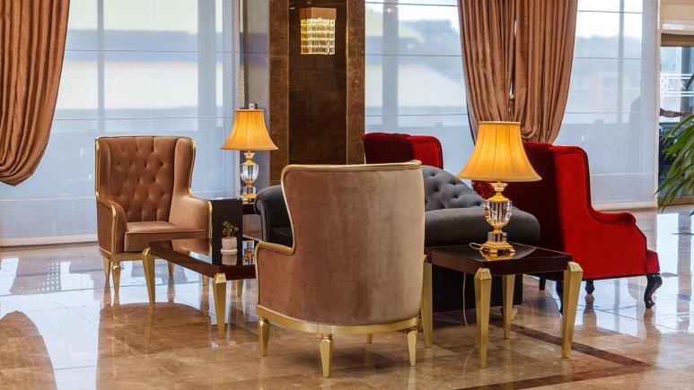 هتل کایا لاله پارک تبریز لابی 4