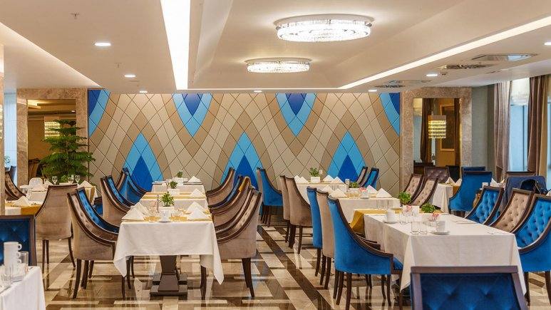 هتل کایا لاله پارک تبریز رستوران 1