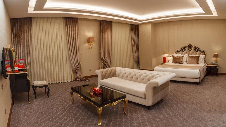 هتل کایا لاله پارک تبریز سوئیت یک خوابه دو تخته رویال 2
