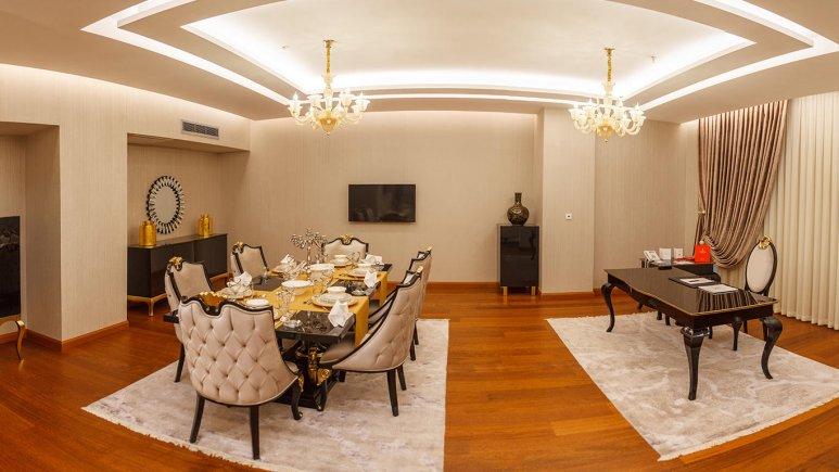 هتل کایا لاله پارک تبریز سوئیت یک خوابه دو تخته رویال 3
