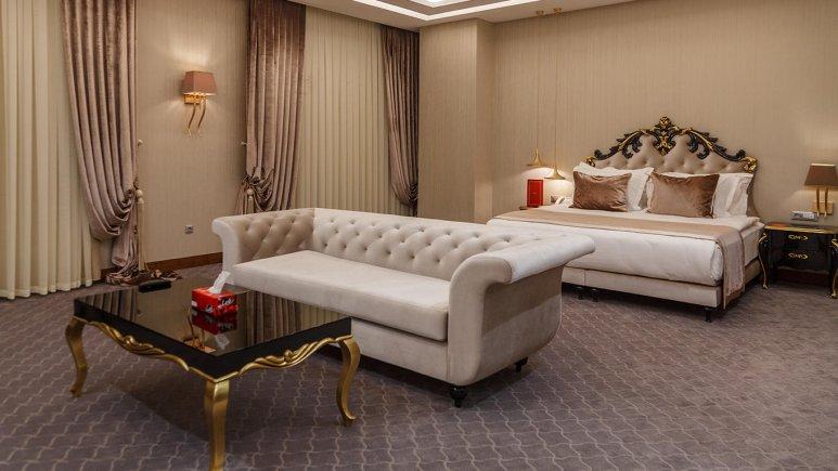 هتل کایا لاله پارک تبریز سوئیت یک خوابه دو تخته رویال 4