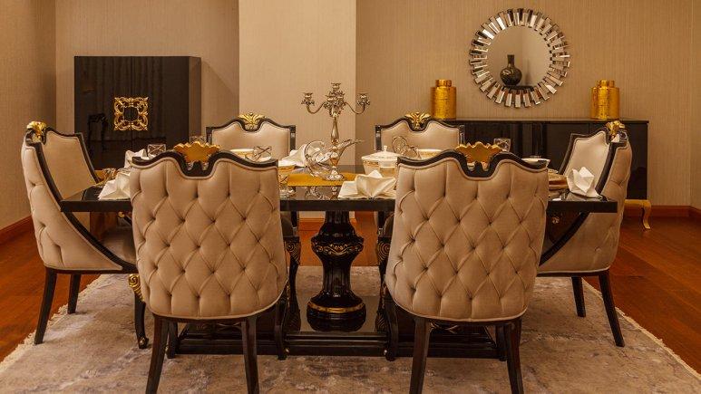 هتل کایا لاله پارک تبریز سوئیت یک خوابه دو تخته رویال 5