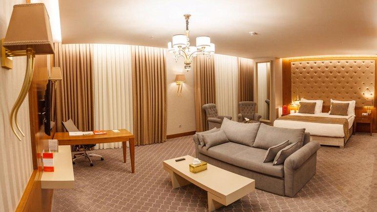 هتل کایا لاله پارک تبریز سوئیت دو تخته جونیور 1