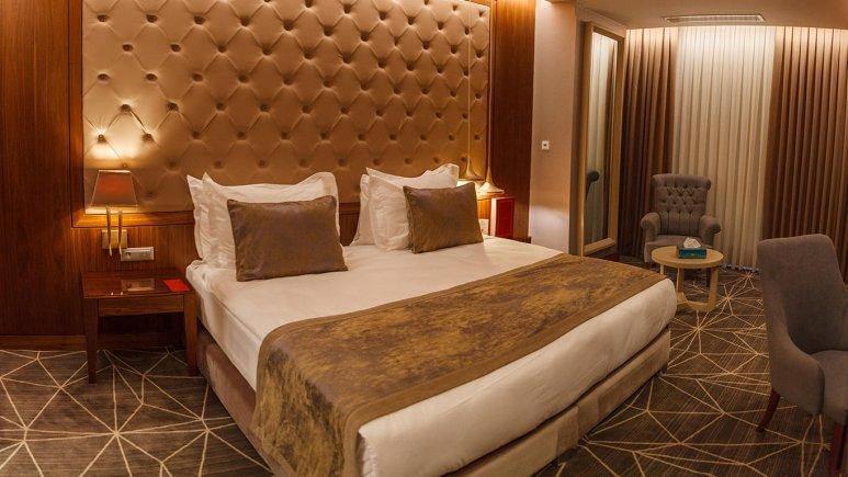 هتل کایا لاله پارک تبریز دلوکس دو تخته دابل