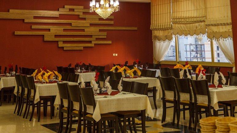 هتل سیمرغ فیروزه مشهد رستوران 1