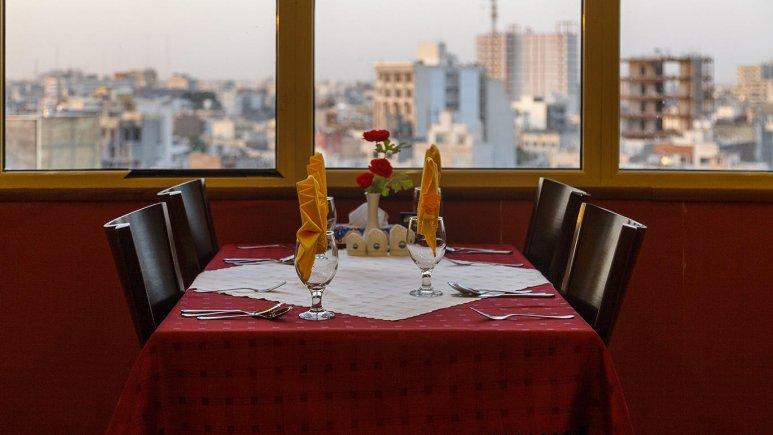 هتل سیمرغ فیروزه مشهد رستوران 3