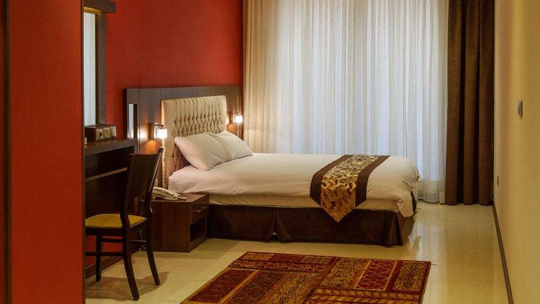 هتل سیمرغ فیروزه مشهد فضای داخلی سوئیت ها 1