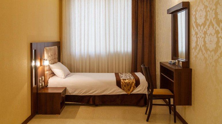 هتل سیمرغ فیروزه مشهد فضای داخلی سوئیت ها 5