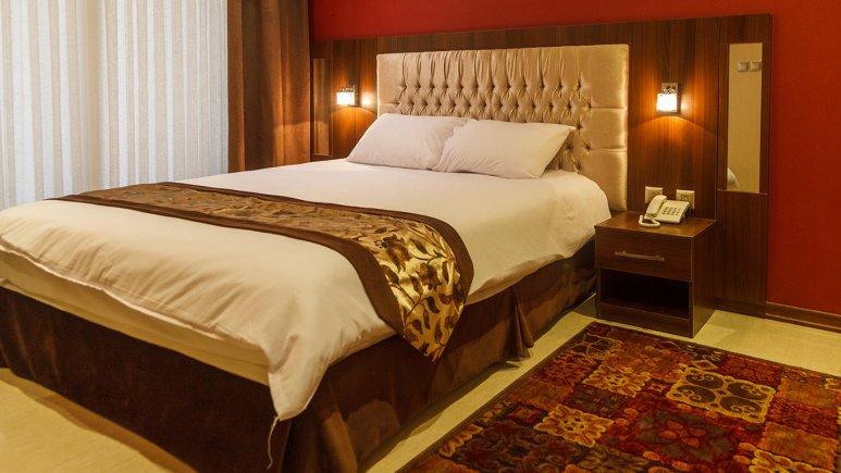 هتل سیمرغ فیروزه مشهد فضای داخلی سوئیت ها 4