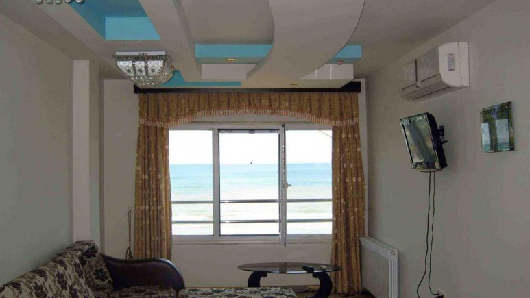 هتل آپارتمان سفیر بندر انزلی