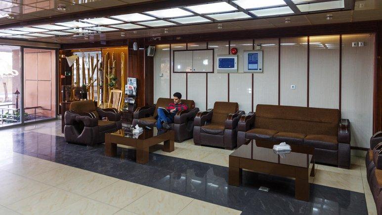 هتل ماهان اصفهان لابی
