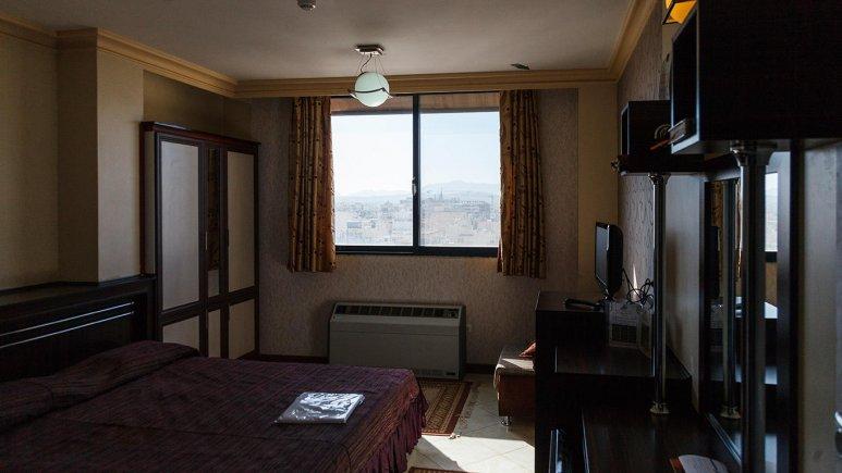 هتل ماهان اصفهان اتاق دو تخته دابل