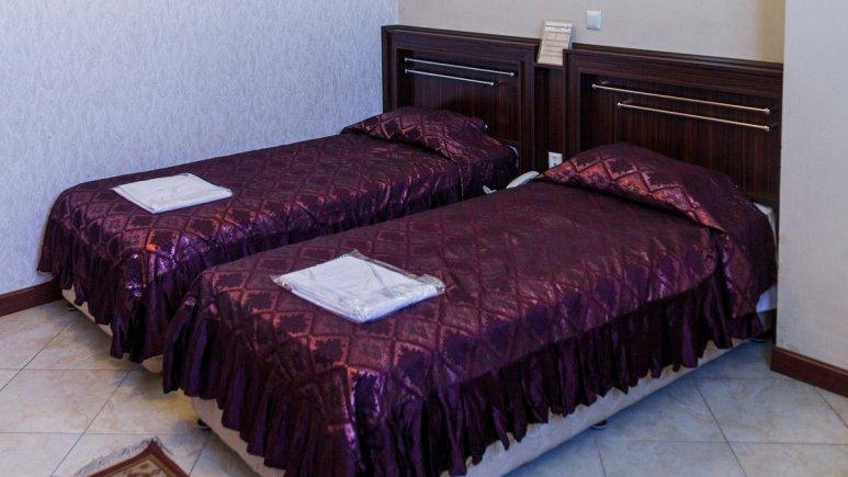 هتل ماهان اصفهان اتاق دو تخته تویین