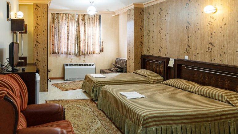 هتل ماهان اصفهان اتاق سه تخته 4