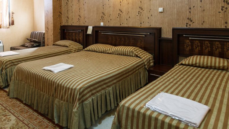 هتل ماهان اصفهان اتاق چهار تخته 2