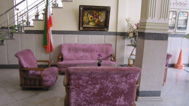 هتل قصر زنجان لابی