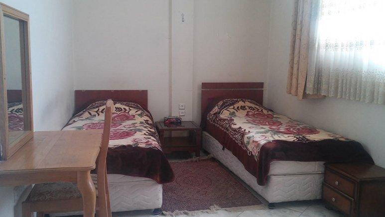 هتل قصر اتاق تویین