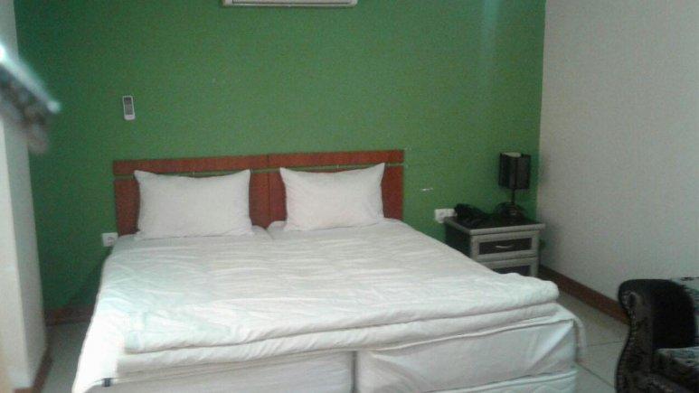 اتاق دو تخته دبل هتل نیلوفر