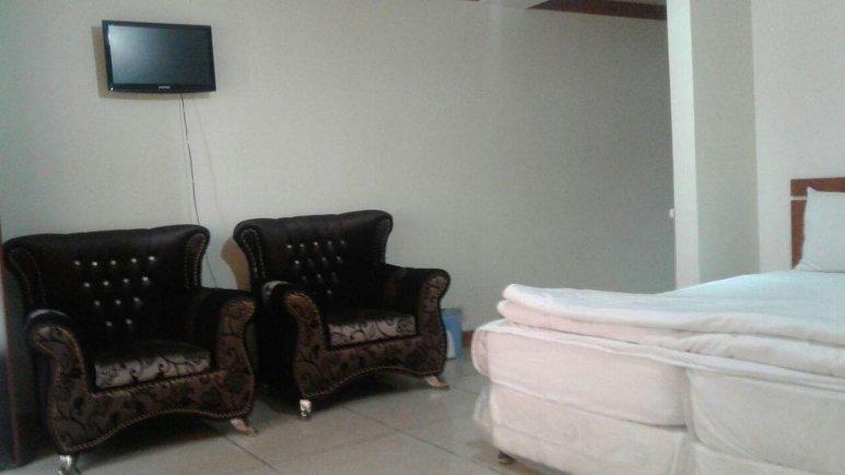 اتاق هتل نیلوفر