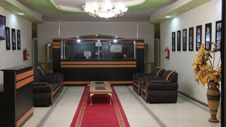 لابی هتل آویژه فسا