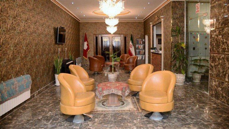 هتل کوروش طالقان لابی 1