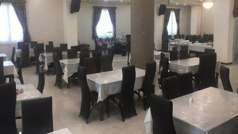 هتل کوروش طالقان رستوران