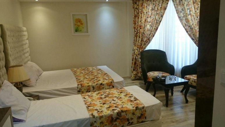 اتاق دو تخته  هتل عمارت