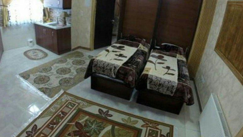 هتل آپارتمان صبوری رشت سوئیت دو تخته 1