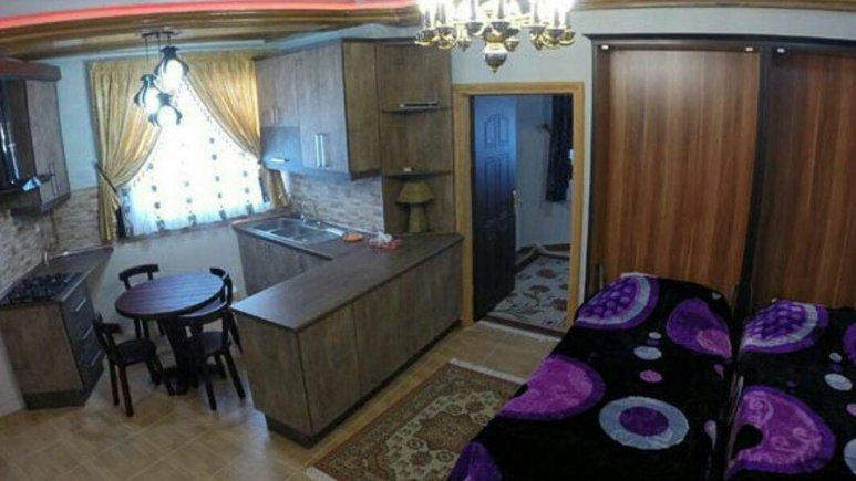 هتل آپارتمان صبوری رشت فضای داخلی سوئیت ها 2