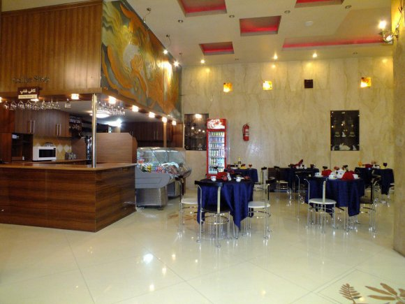 هتل پارمیدا مشهد پذیرش