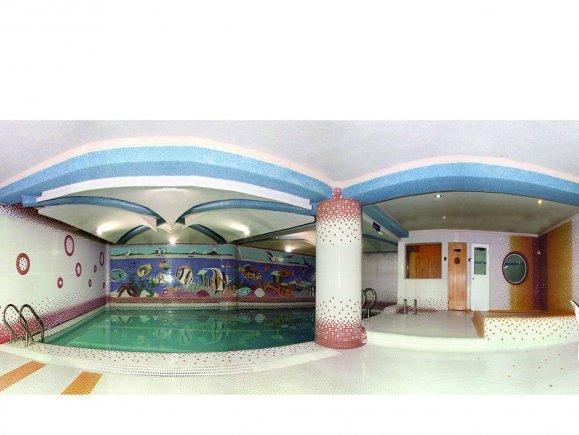 هتل پارمیدا مشهد استخر