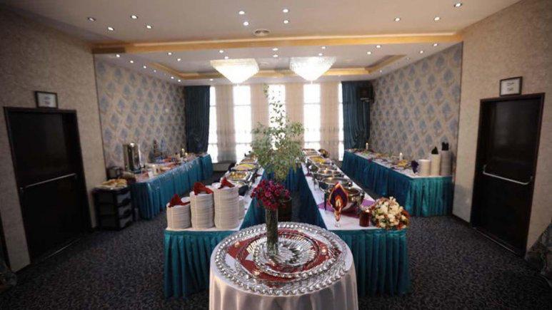 هتل پارسیا قم رستوران 2