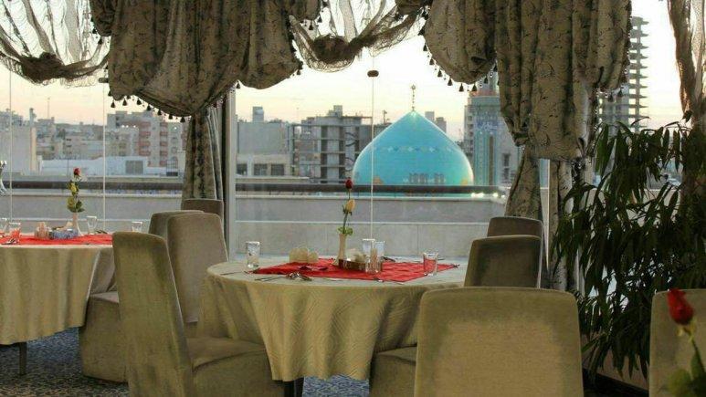 هتل پارسیا قم رستوران 3