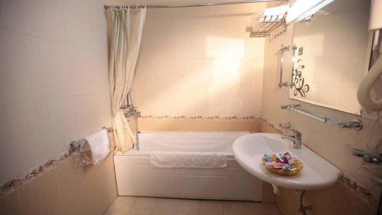هتل پارسیا قم سرویس بهداشتی