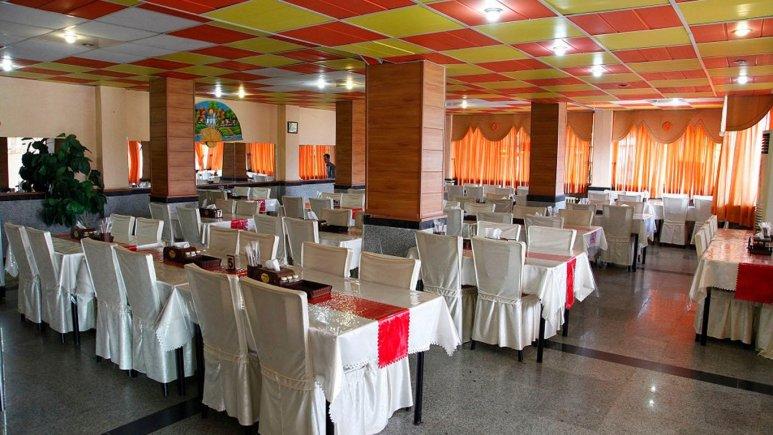 رستوران هتل سیروس رودسر