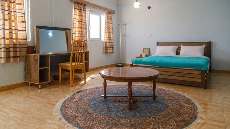 هتل فولتون قشم فضای داخلی ویلاها 4