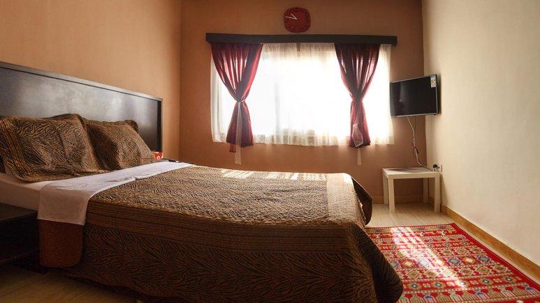 هتل فولتون قشم اتاق دو تخته دابل 1