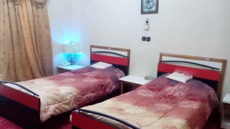 هتل بزرگ بندر امام خمینی اتاق دو تخته تویین 1