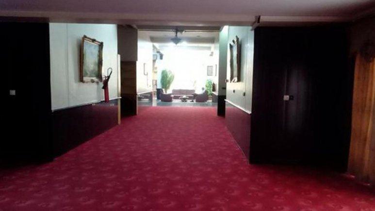 هتل بزرگ بندر امام خمینی فضای داخلی هتل